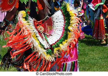 ダンス, アメリカインディアン