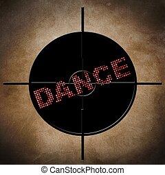 ダンス, ターゲット