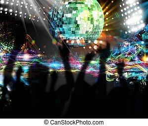 ダンス, ナイトクラブ