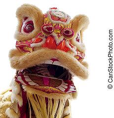 ダンス, ライオン, 中国語