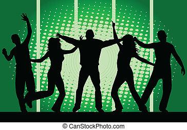 ダンス, 人々