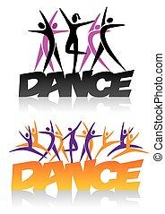 ダンス, 印, アイコン