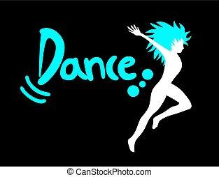 ダンス, 想像力が豊かである, シンボル