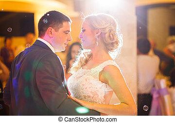 ダンス, 結婚式