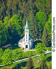 チェコ, st. 。, アンソニー, bedrichov, padua, 教会, 共和国