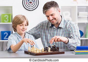 チェス, master?