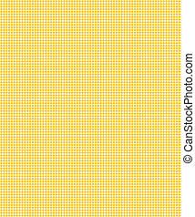 チェッカーの駒, ペーパー, 黄色, plaid