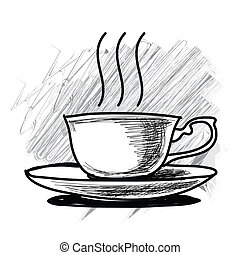 チャコーヒーノキ, -, カップ