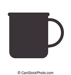 チャコーヒーノキ, コップアイコン