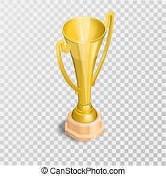 チャンピオン, 金のコップ