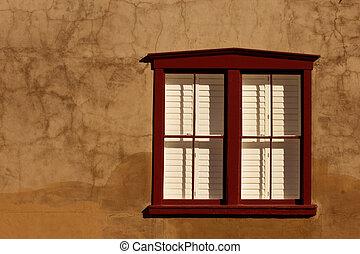 チューソン, 窓