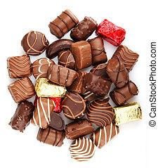 チョコレート, 大丈夫です, 分類される