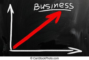 """チョーク, 黒板, 白, """"business"""", 手書き"""