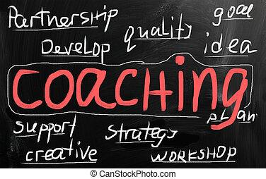 """チョーク, 黒板, 白, """"coaching"""", 手書き"""