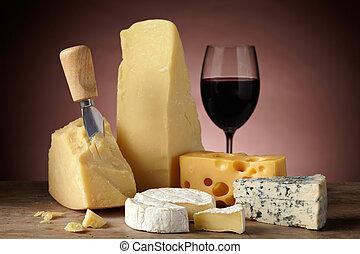 チーズ, 生活, まだ
