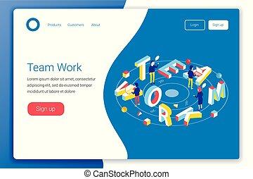 チームワーク, 概念, デザイン
