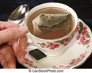ティーカップ, 保有物