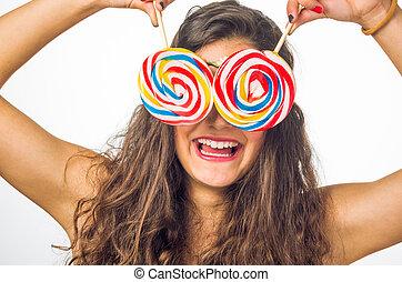 ティーネージャー, lollipop