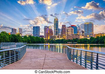 テキサス, アメリカ, オースティン