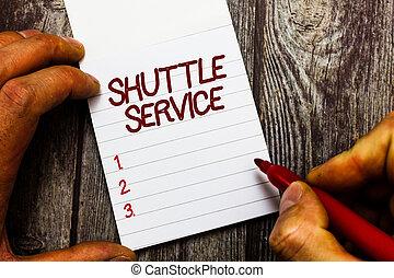 テキスト, 印, 提示, シャトル, service., 概念, 写真, 車, のように, バス, 旅行, frequently, ∥間に∥, 2, 場所