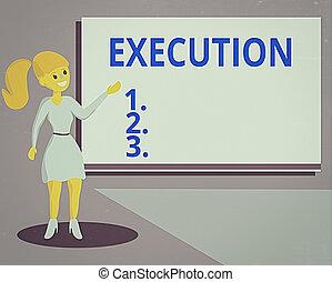 テキスト, 執筆, ∥あるいは∥, ブランク, から, オーディオ, プロジェクター, ビジネス, コース, screen., 分析, 手, ビジュアル, 計画, wo, 行動, 効果, パッティング, 届く, execution., 写真, 提出すること, 提示, 概念