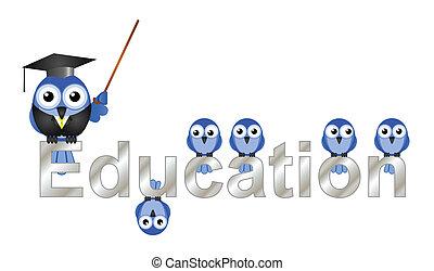 テキスト, 教育