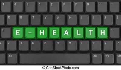 テキスト, e-health