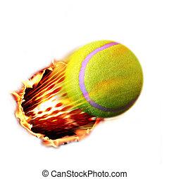 テニス, 打撃