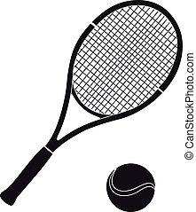 テニス, 株