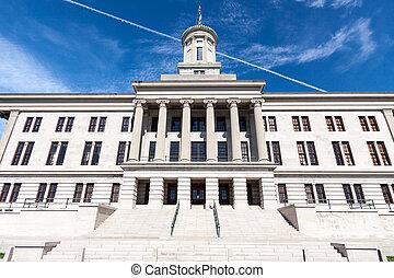 テネシー州の国家, 国会議事堂の 建物