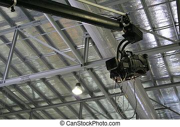 テレビカメラ, 掛かること