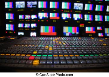 テレビ, 放送, ギャラリー