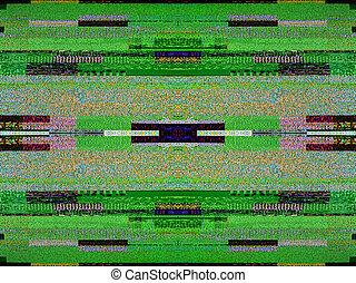 テレビ, 騒音, tv, 大きい, oled, 4k, デジタル, 血しょう, 痛みなさい, scre