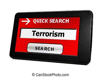 テロリズム, 概念