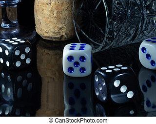 テーブル, ギャンブル
