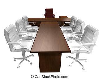 テーブル, ディレクター