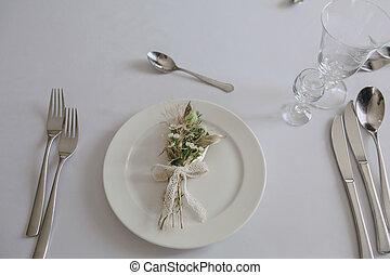 テーブル, hd, 結婚式