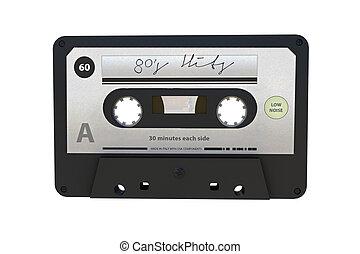 テープ, cassete