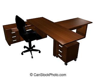ディレクター, テーブル