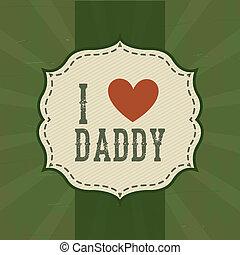 デイの父親となる