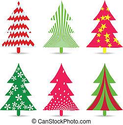 デザインを設定しなさい, クリスマスツリー