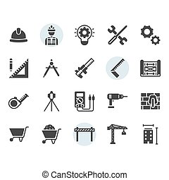 デザインを設定しなさい, シンボル, glyph, アイコン, 工学