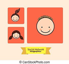 デザイン, ネットワーク, 社会