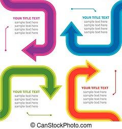 デザイン, ビジネス, info-graphics