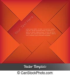 デザイン, ベクトル, eps10, テンプレート