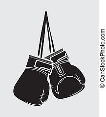 デザイン, ボクシング