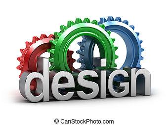 デザイン, 中に, 進歩