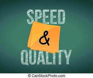 デザイン, 品質, イラスト, スピード