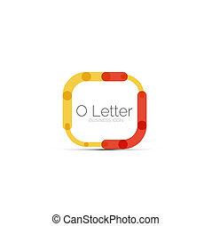 デザイン, 手紙, ロゴ, 壷, ∥あるいは∥, 最小である