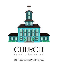 デザイン, 教会